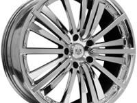 I have a set of 20 inch Vogue cadillac wheels only no