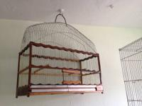 $ 150.00 , CAGE  the cage has eight spaces the cage has