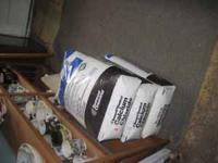 Calcium Chloride 50# bag $15.00 each Have 3 bags CALL