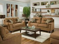 CALCUTTA LIVING ROOM GROUP *Covered in a super soft