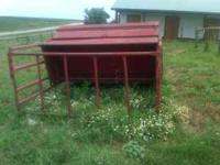 Large calf creep feeder for sale. Call   Location: Lone
