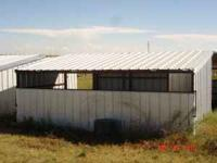 8 x 16 Calf Sheds that were used in the Dairy's. They