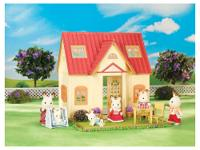 The Calico Critters Cozy Cottage is teh perfect way to