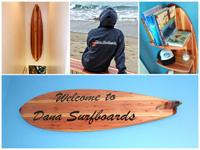 We develop the most beautiful surfboard furnishings and