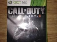 Black ops II for sale. Hit me up if interested.