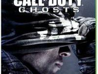 CALL OF DUTY GHOSTS NEW UNOPENED   SEVEN 149751720