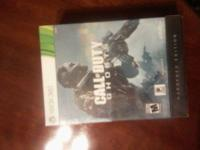 I am offering the box set of Call of Duty Ghosts