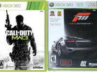 Up For Sale are; Call of Duty MW3 or Forza Motorsport 3