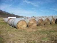 For Horses: First Class tightly wound and netted bales