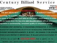 LOOKING FOR EXPERT BILLIARDS SERVICE FOR YOUR SWIMMING