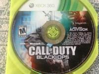 I have the original black ops for the xbox 360. Does