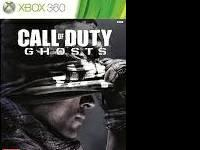 "Call of duty ""Ghosts"" Xbox360 (Game-play disc)"