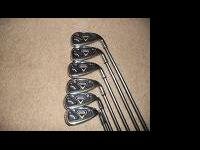 I have a set of Callaway Big Bertha Fusion Irons with