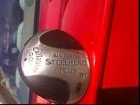 Callaway Big Bertha Steelhead Plus 9* Driver Firm Flex