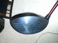 I am selling my Callaway Big Bertha Diablo Driver, it's
