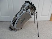 "Up for sale is a ""Warbird"" X Stand Callaway Golf Bag /"