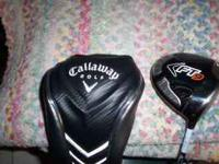 FOE SALE ONE OF CALLAWAY'S BEST DESIGNED DRIVER.THE