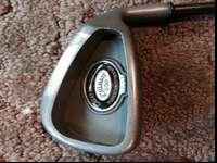 Used Callaway GBB Tungsten Ti 5 Iron with RCH 96 Black