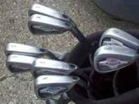 Used Callaway x-14 Pro Series Irons with Pro Series