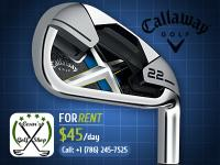 Part of Callaway�s recognition as one of the best golf