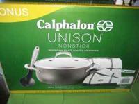 Calphalon UNISON Nonstick 5 Quart Dutch Oven - includes