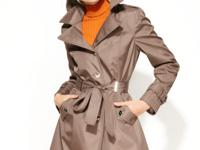 Chic style at a fabulous price! Update your outerwear