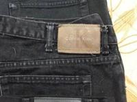 I AM SELLING 3 PAIRS OF HARDLY WORN BLACK CALVIN KLEIN