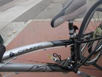 You are taking a look at a 2004 K2 Hybrid Bike. Its a