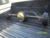 1965 muncie 4 speed wide ratio with hurst shifter,$400.