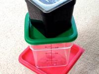 Cambro/used/great condition/buy as many as you need or