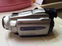 Camcorder made by Sony, works no issues have all