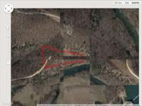 14 acre property with approximately 1800ft of shoreline