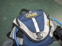 I'm aiming to sell a CamelBak FlashFlo water pack. Its