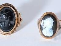 I have two 1880's Cameo rings (approx 125 years old),