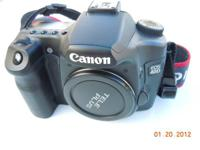Canon EOS 40D Digital Camera System.  Body- EOS 40D,