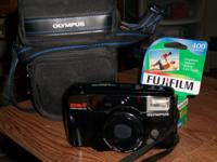 camera for sale  $40.00 Case, film and camera    -