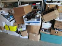 for sale   a huge camera accessories lot with a little