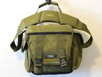 Several Name Brand Camera Bags that are nearly
