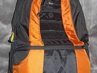 Lowepro CompuDaypack (first 3 photos) in like-new