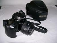 Minolta SLR 35mm Camera. Excellent conditions, well