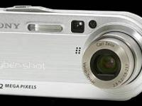 Sony Cyber-shot DSC-P150 7.2MP ..like