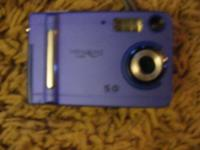 I have a blue Vision Quest Camera for sale. Works