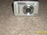 Vivitar 5.1 MP Vivicam Digital Video camera 1.8""