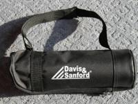 This is a like new Davis Sanford Traverse TR553