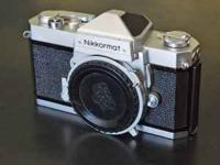 WE'VE GOT A GREAT SELECTION OF VINTAGE CAMERAS AND