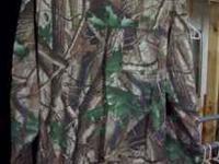 I have for sale 2 long sleeve camo sirts, XL size. They