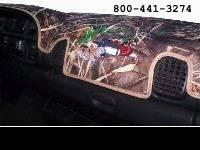 Camouflage Dash Cover Advantage Max 4 Fits Dodge Ram