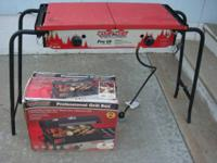 Camp Chef Pro 60 Specialist grill with the professional