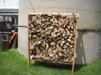 For sale campfire wood 4 foot x 4 foot mostly oak call