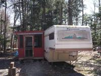 Camp for sale at hyde lake, Theresa NY, on dead end
